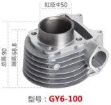 Cilindro accessorio del motociclo del motociclo per Gy6-100