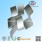 直径によって磁化されるアーク電動発電機磁石