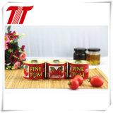 Турецкое законсервированное олово затира томата