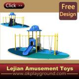 3 à 12 ans Amusment Aire de jeux pour enfants (X1282-9)