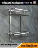 Toebehoren de Van uitstekende kwaliteit van de Badkamers van de Mand van het Roestvrij staal van de luxe