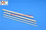 Tubo de cerámica del alúmina resistente de alta temperatura de la protección