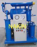 Planta usada portátil do recicl/regeneração do petróleo do transformador, máquina do tratamento do petróleo
