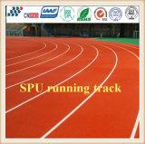 Revestimento de borracha da folha de EPDM para trilha Running