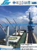 Guindaste de garra portal hidráulico elétrico móvel do porto