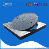Coperchio di botola materiale rotondo del quadrato SMC FRP