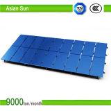 Sistema professionale del supporto del tetto del comitato solare di disegno 5kw