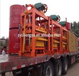중국에 있는 공장 가격 Qtj4-40 시멘트 구획 기계