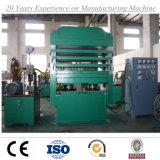 De rubber het Vulcaniseren Machine van de Pers van Qingdao