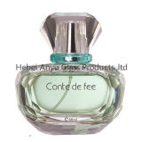 OEM / ODM verre bouteille de parfum de luxe de concepteur expérimenté