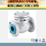 UL 300psi Swing Check Valve di FM