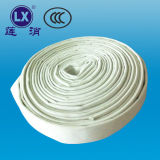 Tubo flessibile dentellare di protezione contro l'incendio del PVC di qualità