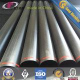 3LPE überzogenes API 5L/SAN719/AS/NZS Gr. B C350 ERW/HFW Stahlrohr 1163