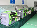 Hoher hoch entwickelter A3 LED UVdrucker der Cer-Bescheinigungs-für Telefon-Kasten und Feder