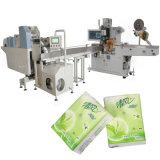 Tecidos Pocket que dobram-se fazendo a máquina de embalagem do lenço