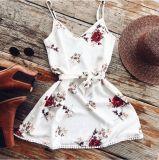 Fabrik-Preis-neue Ankunfts-reizvolle Sleeveless Dame Short Dress