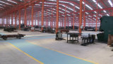 De geprefabriceerde Workshop van de Vervaardiging van de Structuur van het Staal (kxd-SSW 1001)