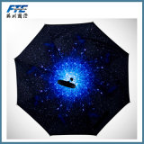 Parasol Outdoor Sun Folding Umbrella