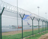 Y la seguridad en forma de defender a cerca del aeropuerto