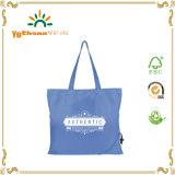 工場はEcoのフルーツのAppleによって形づけられる再使用可能な折るショッピング・バッグを提供する