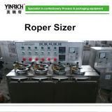 Por completo fabricante inoxidable del caramelo de Sizer 500kg de la cuerda de acero SUS304 con el Ce ISO9001