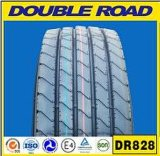 PNE certifié DOT et Smartway Double Road Tire, pneu Low Profile