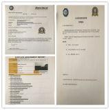 Les billes forgé approuvé par l'ISO TUV Bille en acier chromé