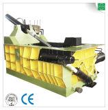 Machine de presse à emballer de mitraille de Hydarulic en métal