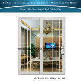 Puertas interiores de aluminio Puertas exteriores Puertas colgantes Puertas corredizas