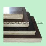 La película hizo frente a la madera contrachapada para la construcción (la madera contrachapada de los muebles)