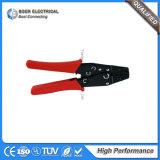 Инструмент плоскогубцев вырезывания набора кабеля плоскогубцев Crimp провода гофрируя