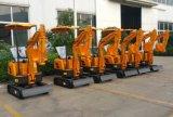 Het MiniGraafwerktuig van China Xn08 Xn16 voor Landbouwbedrijf met Ce