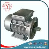 Motore monofase - motore elettrico del blocco per grafici di alluminio