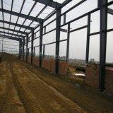Vor ausgeführte Stahlrahmen-Werkstatt mit SGS-Bescheinigung