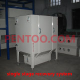 PVC Manual Powder Coating Booth con 2 Working Stations