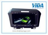 GPS Navi 7in Autoradio-dem DVD-Spieler in des Gedankenstrich-Doppelt-2DIN für Honda CRV BT USB+Cam