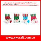 Décoration de jour d'hiver de Noël de la décoration de Noël (ZY11S257-2)