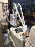 Sincoheren apretando la piel de RF de rodillo máquina de adelgazamiento Velashape 3 culo vacío de la máquina de elevación