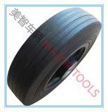 Mistura de borracha e plástico duro para carrinhos pneumáticos das rodas