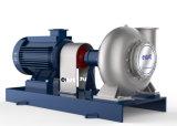 Pompe de circulation horizontale d'eau chaude de type de Hpk pour les eaux résiduaires fabriquées en Chine à partir de la pompe est