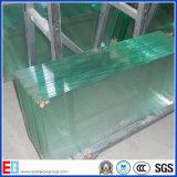 Het duidelijke Glas van het Blad/het Gesneden Glas van de Grootte/het Glas van het Frame van de Foto/passen het Glas van het Blad aan