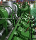 gerador do biogás de 200kw 300kw 400kw 500kw com Cummins Engine