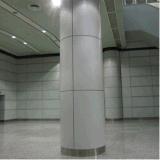 Panneau de mur incurvé Appliquer à la colonne