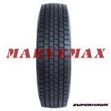 Superhawk et pneu lourd de remorque de pneu radial de pneu de bus du camion Marvemax11r22.5