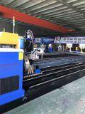 Machine de découpage de pipe de 5 axes, machine de découpage de plasma de commande numérique par ordinateur, coupeur de pipe de commande numérique par ordinateur
