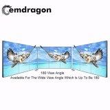 Publicidad Android jugador de 46 pulgadas LCD bisel ultra delgado video wall Publicidad Publicidad LCD con retroiluminación LED Reproductor E Pantalla táctil de papel