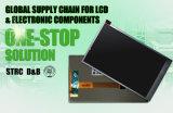 Claa080ua01 écran d'écran LCD de 8 pouces pour la machine industrielle d'injection