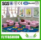 Vorschulkind-Kind-nettes rosafarbenes Sofa für Kindergarten (SF-86C)