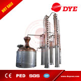 Tingere-III la multi colonna di distillazione industriale modulare 1000L con la rettifica della colonna per la distilleria dell'alcool