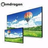 Ultra dünne Anzeigetafel LCD-videowand 46 Zoll-Note, die tierischer voller HD LCD Anzeigen-Spieler-den videoKaffeetisch LED des Spieler-beweglicher DVD-Spieler-Zoll-Backlit bekanntmacht